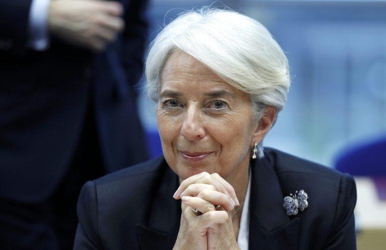 Λαγκάρντ: Θα δούμε τι θα γίνει με την Ελλάδα | Newsit.gr