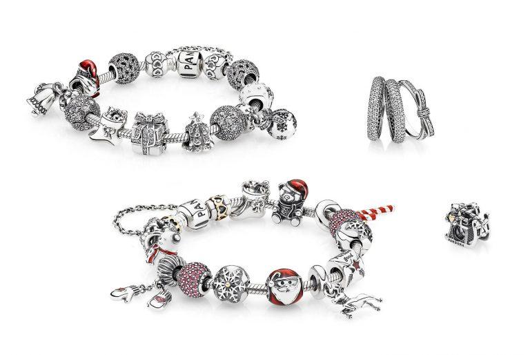 Μπείτε σε κλίμα Χριστουγέννων – Υπέροχα και λαμπερά κοσμήματα PANDORA  Christmas Collection 2014  442684b6a74