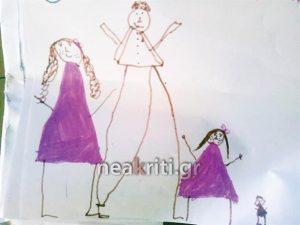 Κρήτη: Συγκλονίζουν οι ζωγραφιές των παιδιών που έπεσαν θύματα σεξουαλικής κακοποίησης [pics, vid]