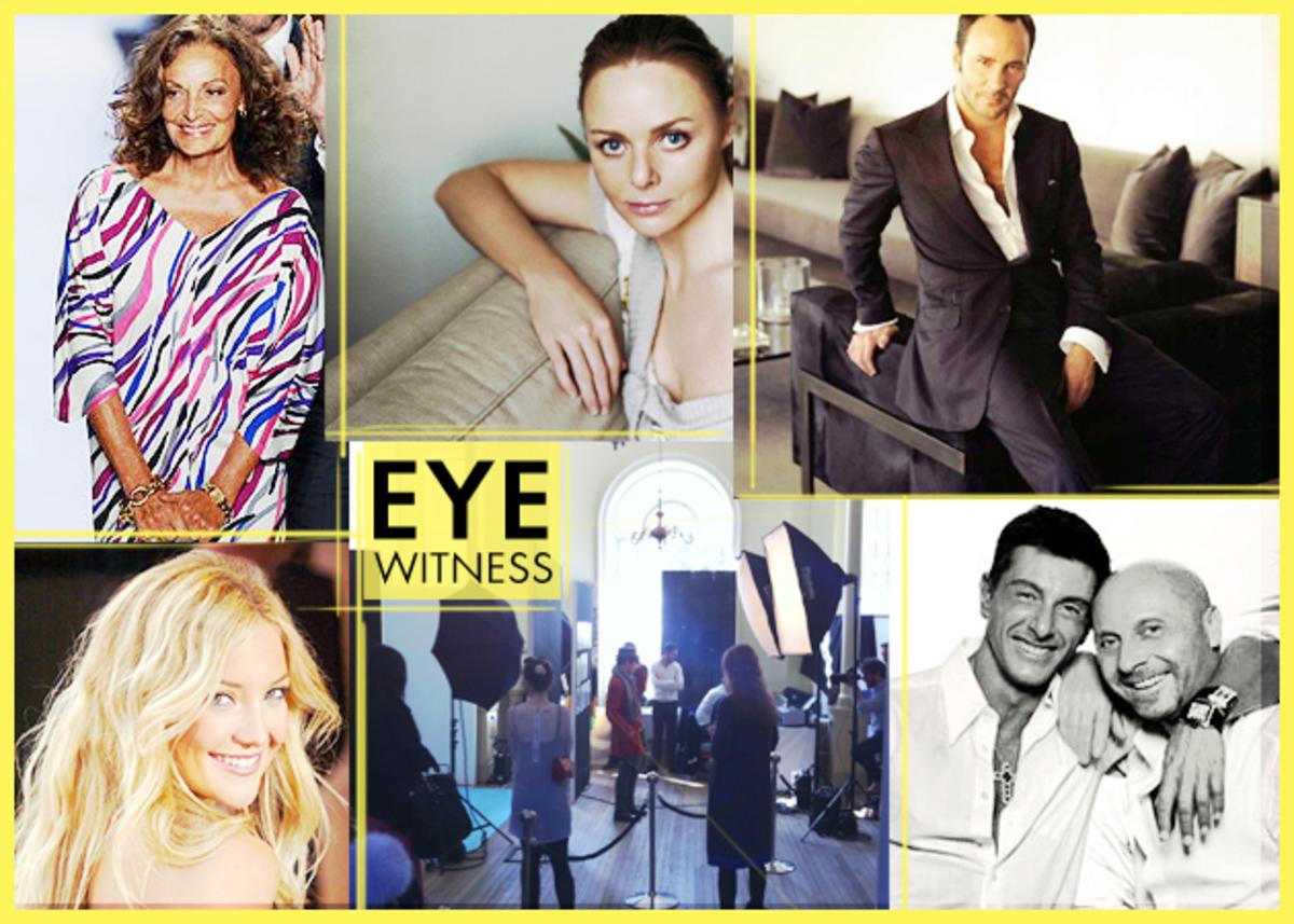 Πως είναι ο Tom Ford από κοντά; H Diane von Furstenberg; To TLIFE βρέθηκε στο πιο hot φεστιβάλ μόδας! | Newsit.gr