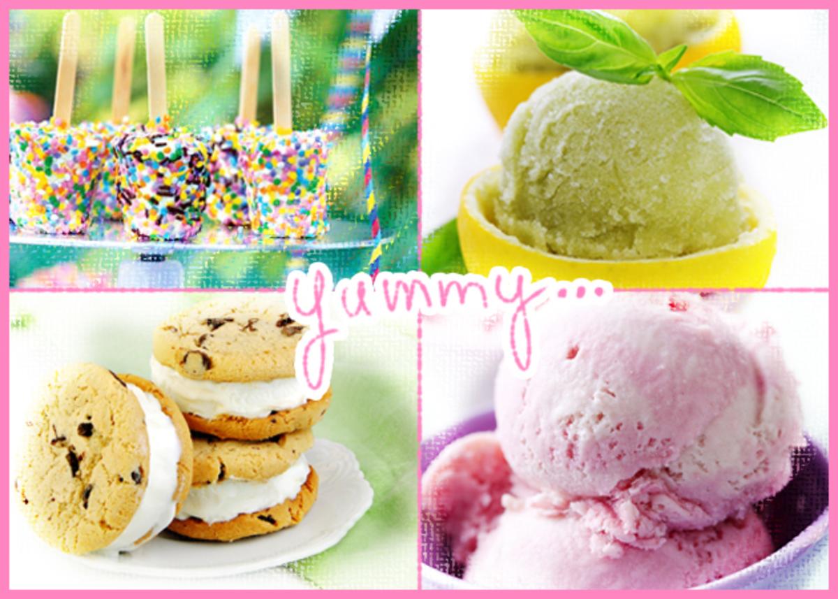 We Love Ice Cream! Συνταγές γεμάτες απόλαυση που δεν ξεπερνούν τις 300 θερμίδες   Newsit.gr