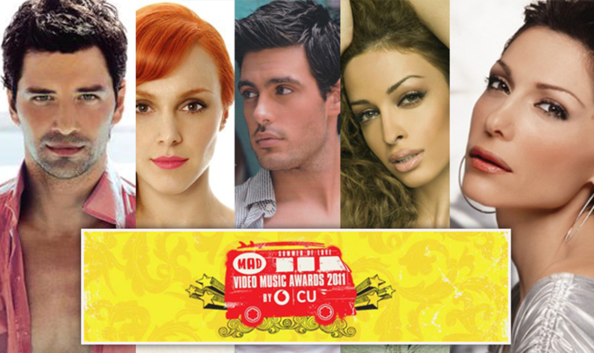 Mad Video Music Awards 2011! Το TLIFE είναι εκεί! | Newsit.gr