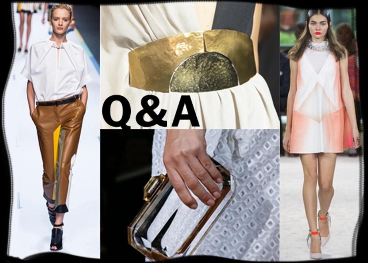 ΤΙ ΝΑ ΦΟΡΕΣΩ; Τα κορίτσια της μόδας απαντάνε στις δικές σου ερωτήσεις… | Newsit.gr