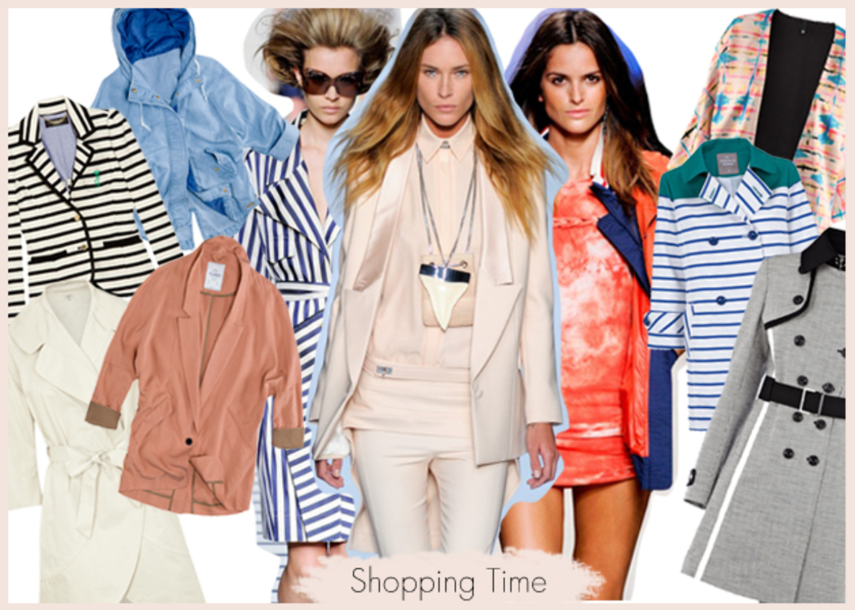Trench Coat, Jacket ή Blazer; Tα πανωφόρια της Άνοιξης στις βιτρίνες του TLIFE! | Newsit.gr