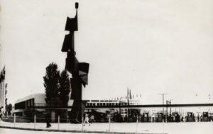 Θεσσαλονίκη: Το αφηρημένο γλυπτό της ΔΕΘ και ο συμβολισμός που λίγοι γνωρίζουν [pic, vid]