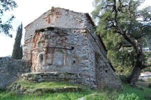 Σπάρτη: Κίνδυνος κατάρρευσης για το βυζαντινό ναό που βλέπετε – Καθυστερούν οι μελέτες [pic]