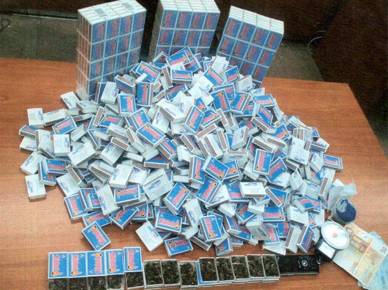 Πάτρα: Έκρυβε τα ναρκωτικά σε… σπιρτόκουτα! | Newsit.gr