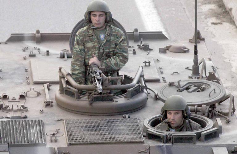 Επικίνδυνα για τους Έλληνες φαντάρους και αξιωματικούς τα αμερικανικά άρματα; | Newsit.gr