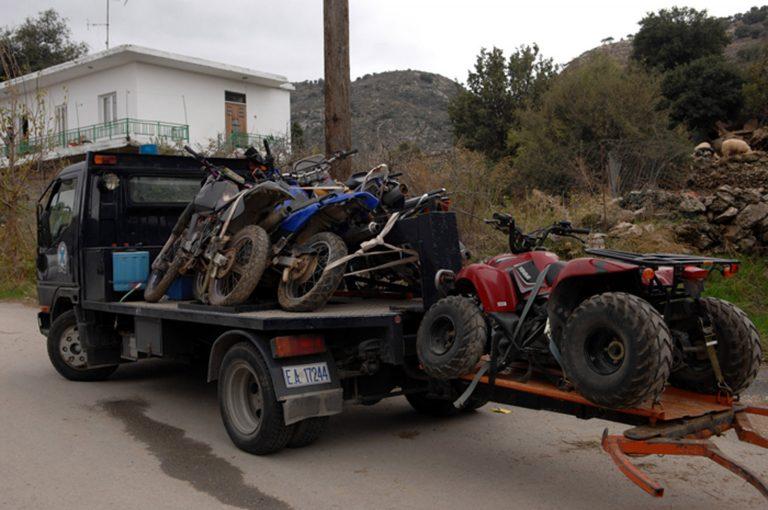 Θεσσαλία: Απανωτά χτυπήματα για κλοπές μηχανών και δύο συλλήψεις! | Newsit.gr