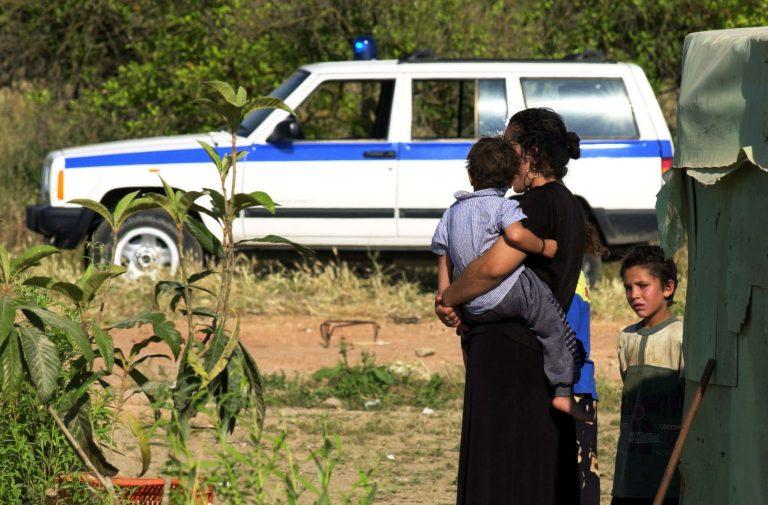 Φθιώτιδα: Έφοδος αστυνομικών σε καταυλισμό τσιγγάνων!   Newsit.gr