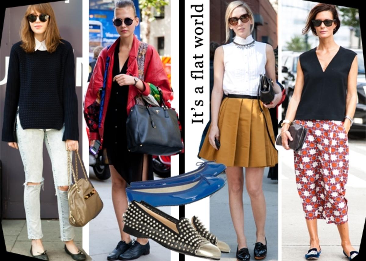 ΠΡΟΣΓΕΙΩΣH: Τα flat παπούτσια είναι must! Πως να τα φορέσεις και τι να προσέξεις… | Newsit.gr