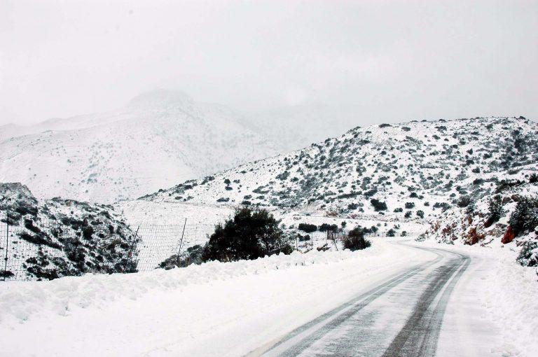 Κρήτη: Χάος από την επέλαση του χιονιά – Κόπηκε το ρεύμα και ακυρώθηκαν πτήσεις! | Newsit.gr