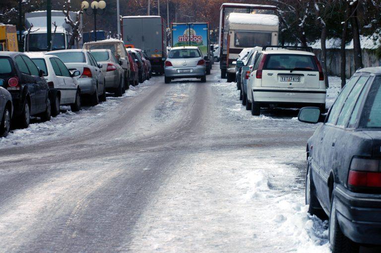 Έβρος: Κλειστά σχολεία και δρόμοι… παγοδρόμια! | Newsit.gr