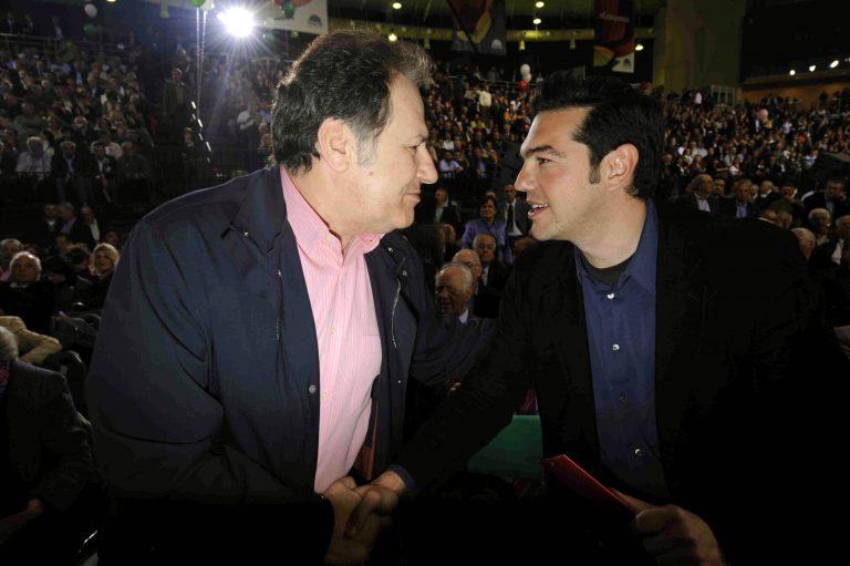 Λαλιώτης: Δεν κρύβομαι πίσω από τον Τσίπρα!   Newsit.gr