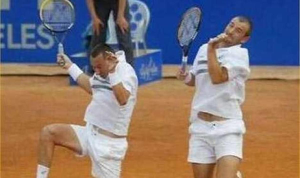 Οι αστείες γκριμάτσες των αθλητών   Newsit.gr