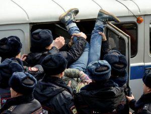 Διαμαρτυρία κατά της διαφθοράς στη Ρωσία – Πάνω από 700 προσαγωγές