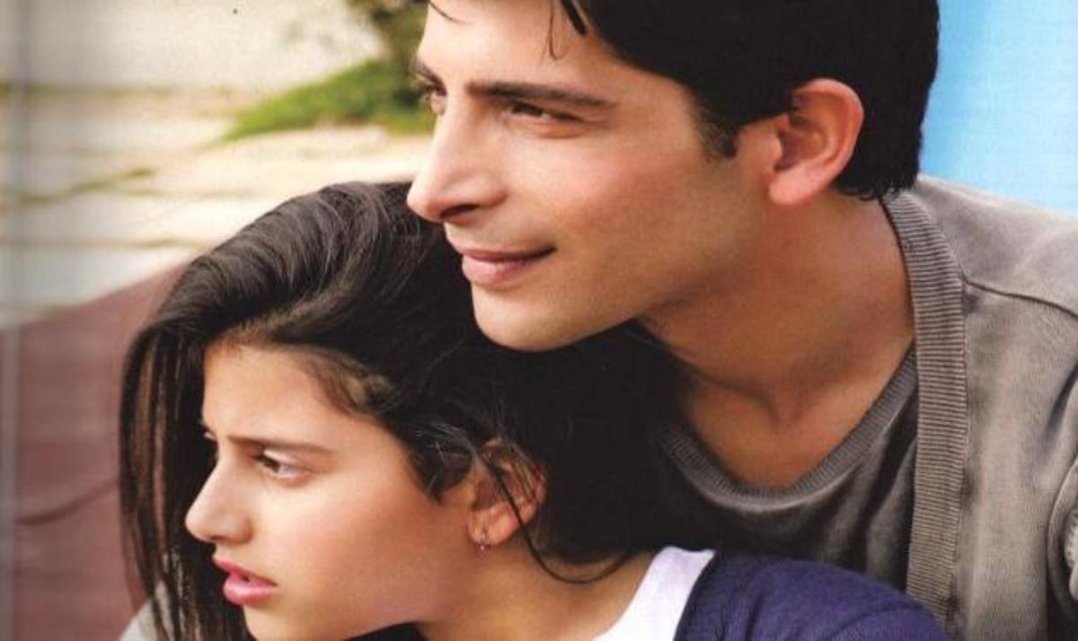 Ο Χ. Σπανός φωτογραφίζεται με την κόρη του και δηλώνει: «Έκλαψα από ευτυχία όταν γεννήθηκε!» | Newsit.gr
