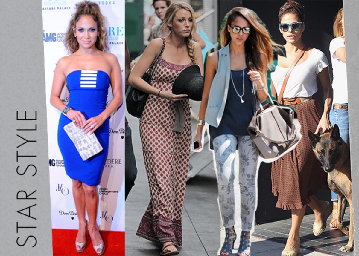 Τι φόρεσαν οι celebrities; Ψήφισε την πιο καλοντυμένη αυτής της εβδομάδας!   Newsit.gr