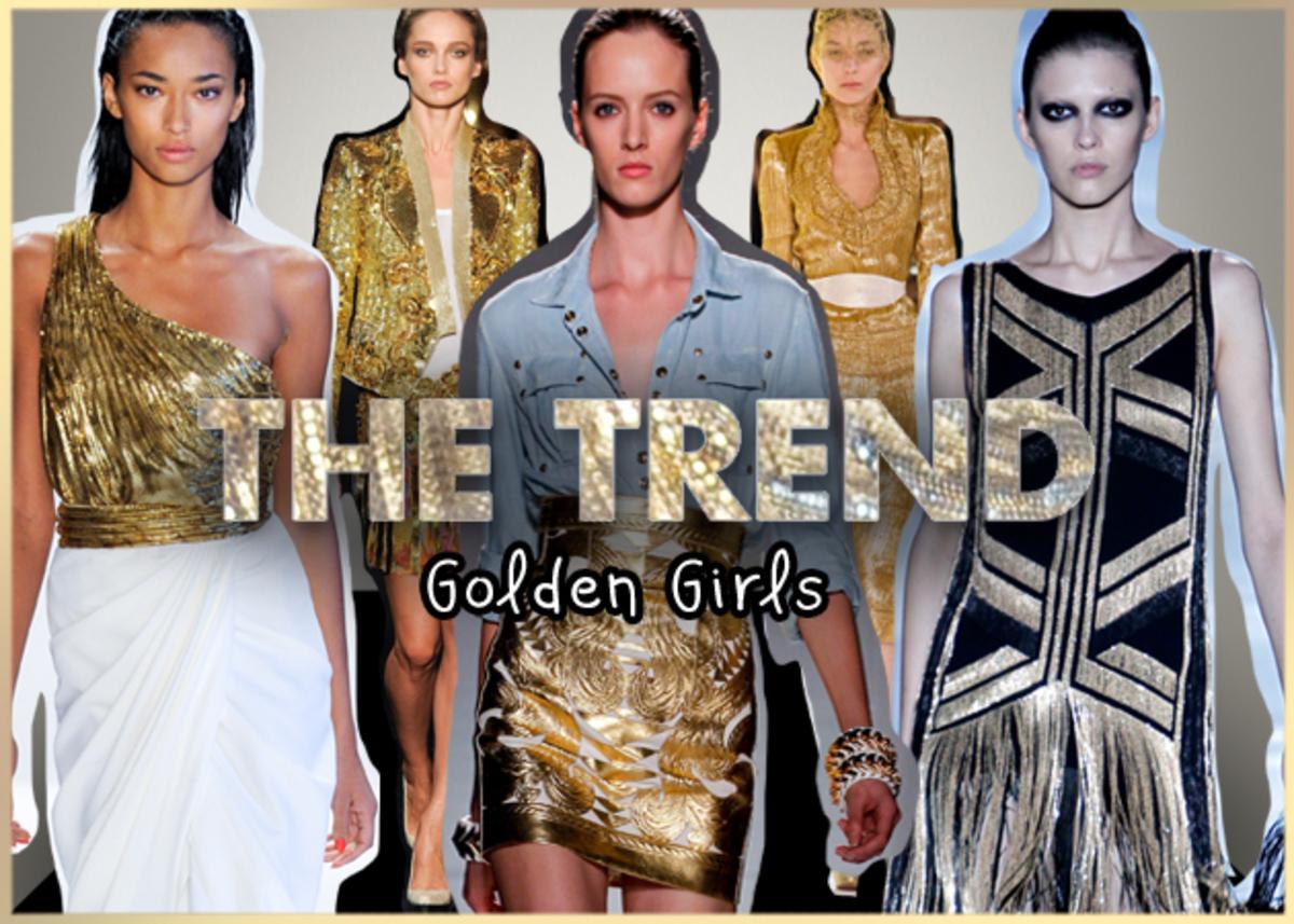 Το χρυσό είναι τάση. Πώς να το φορέσεις; Τι να αποφύγεις… | Newsit.gr
