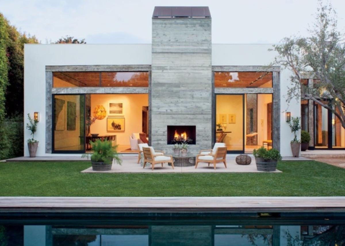 Πώς είναι το σπίτι της σχεδιάστριας Jenni Kayne; | Newsit.gr