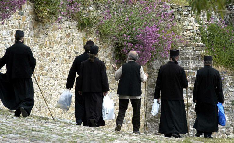 Καταδικάστηκαν δεκατρείς μοναχοί της Ιεράς Μονής Εσφιγμένου | Newsit.gr