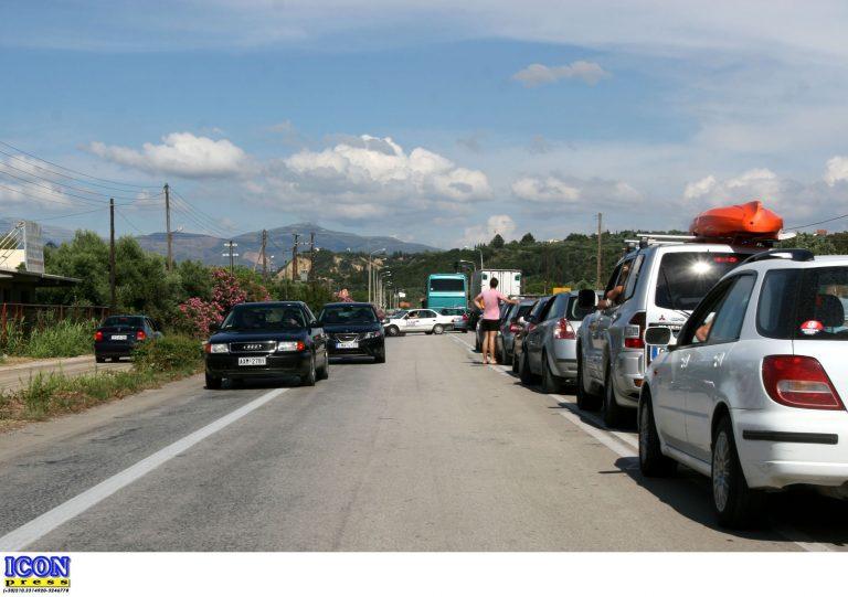 Κορινθία: Κυκλοφοριακές ρυθμίσεις στην Ε.Ο. Κορίνθου-Πατρών | Newsit.gr