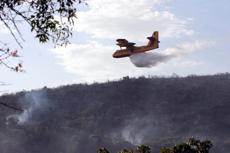 Λακωνία: Φωτιά στην Αρεόπολη | Newsit.gr
