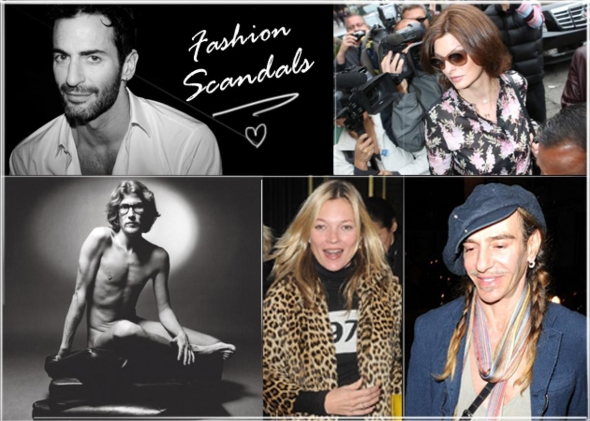 Πικάντικα σκάνδαλα στο χώρο της μόδας που άφησαν εποχή… | Newsit.gr