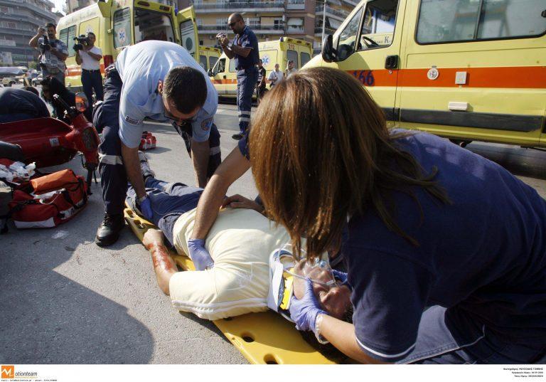 Θεσσαλονίκη: Νεκρός ένας 22χρονος από σύγκρουση μοτοσικλέτας με νταλίκα   Newsit.gr