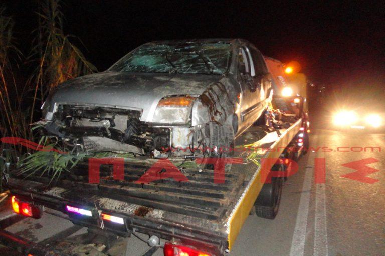 Ηλεία: Πέθανε από ασφυξία εγκλωβισμένος στα συντρίμμια του αυτοκινήτου του! | Newsit.gr