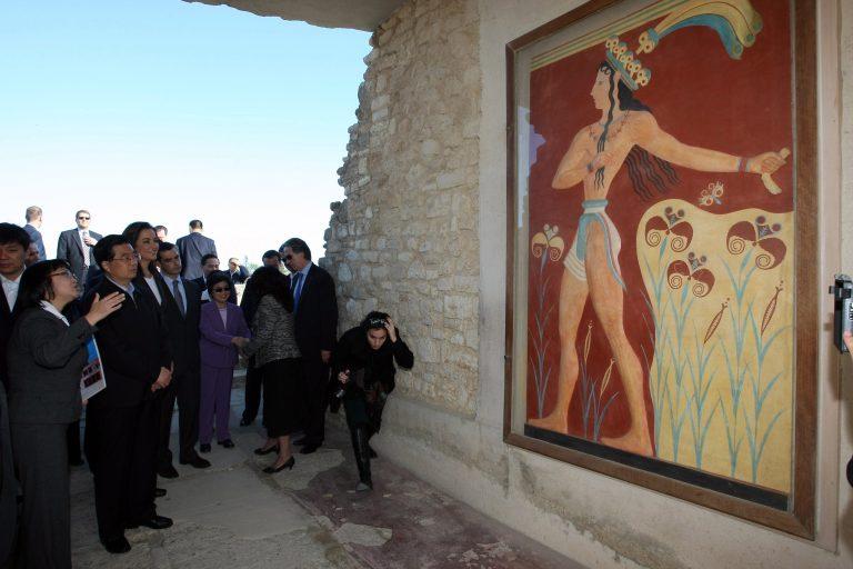 Ηράκλειο: Γιατί πήγε στον αρχαιολογικό χώρο της Κνωσού ένας Ιρακινός;   Newsit.gr