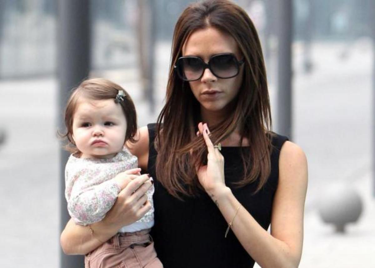H. Beckham: Το πιο fashion μωρό γίνεται ενός έτους! Φωτογραφίες | Newsit.gr