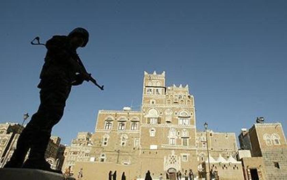 Θρίλερ με διπλωμάτη που κρατείται όμηρος στην Υεμένη | Newsit.gr