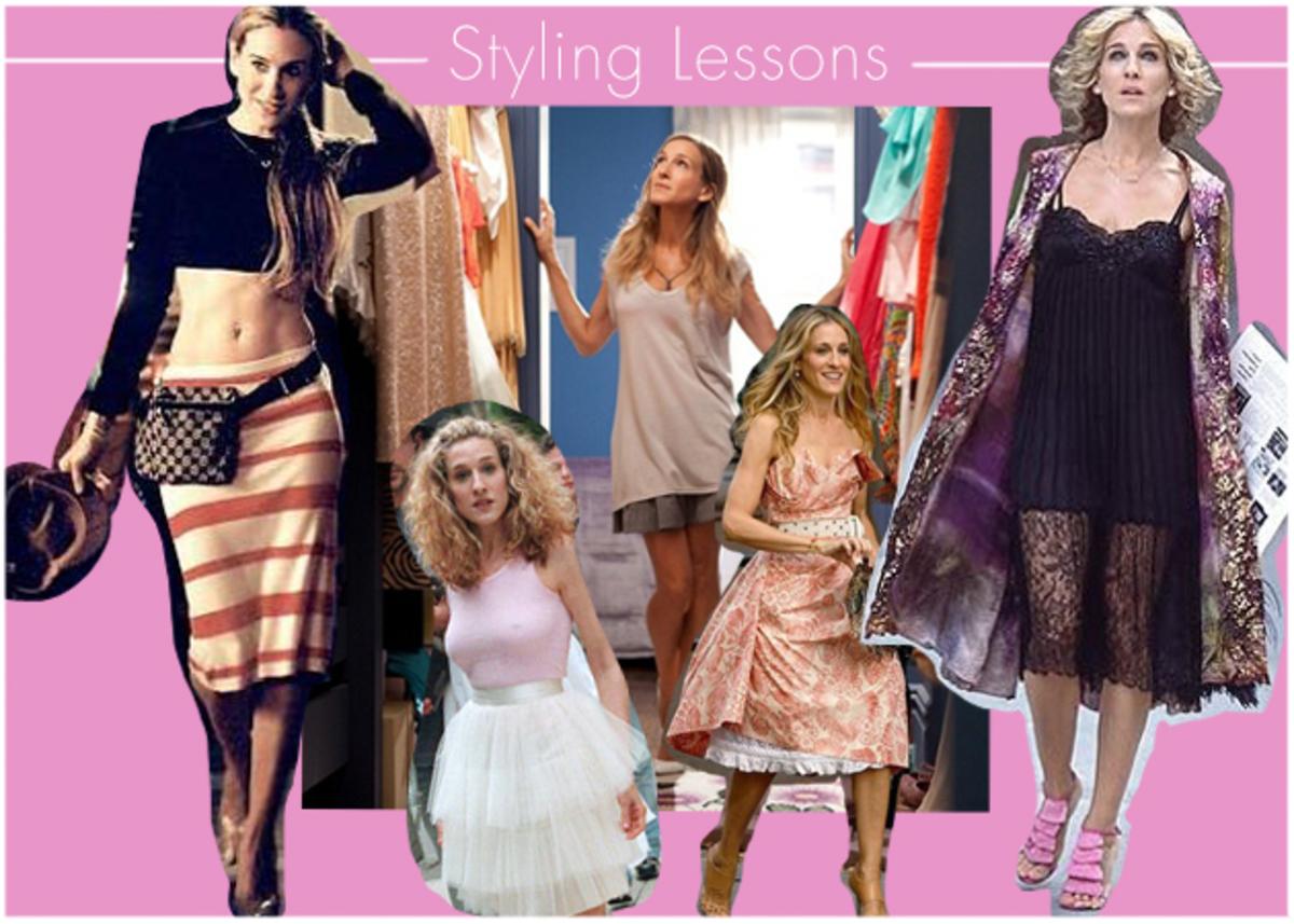 Carrie Bradshaw: Τα fashion μυστικά που μάθαμε και δεν πρέπει να ξεχνάμε… | Newsit.gr