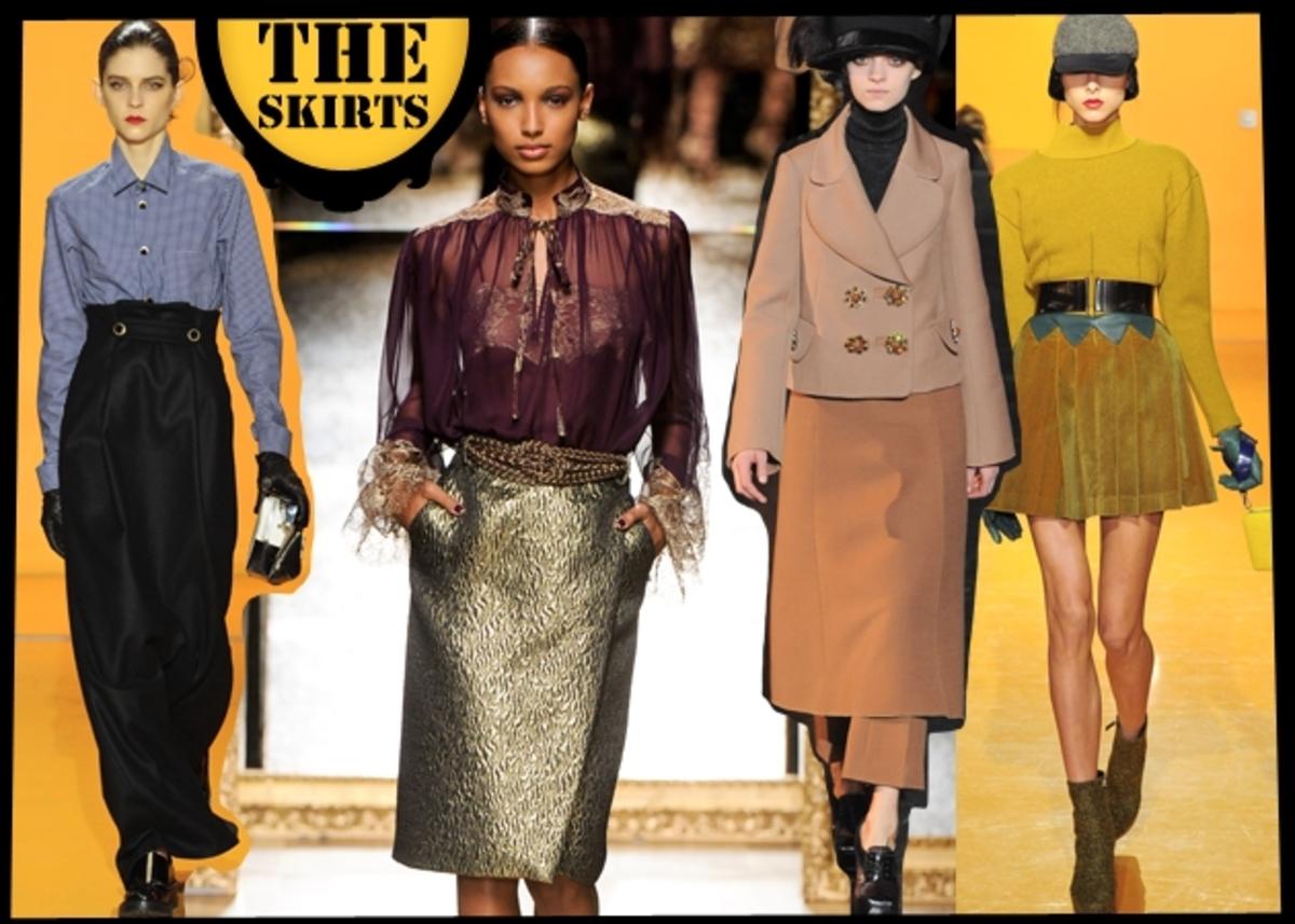 Φούστες: Οι νέες τάσεις, τα νέα σχέδια της φετινής σεζόν και πως να τις φορέσεις σωστά! | Newsit.gr