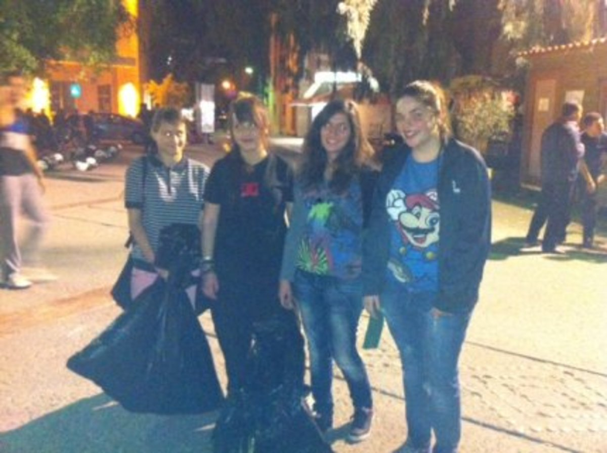 Ηράκλειο: Και οι 4 φοιτήτριες ήταν υπέροχες…-Δείτε φωτό!   Newsit.gr