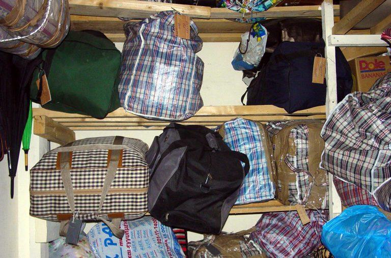 Αιτωλοακαρνανία: Μία από τις βαλίτσες δεν έκρυβε μόνο ρούχα και χρήματα…   Newsit.gr