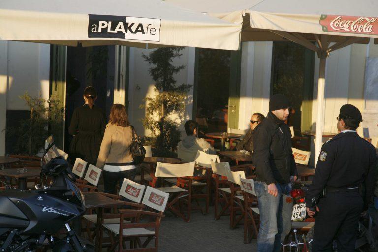 Ηράκλειο:Τον »έσπασαν στο ξύλο» την ώρα που έπινε τον καφέ του! | Newsit.gr