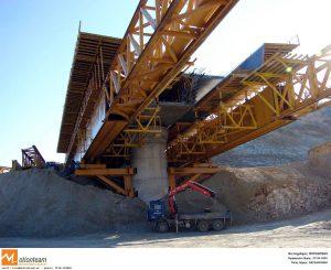 Θεσσαλονίκη: »Πάγωσαν» κατά τη διάρκεια κατασκευής γέφυρας – Όλη η αλήθεια για την καθυστέρηση του έργου!