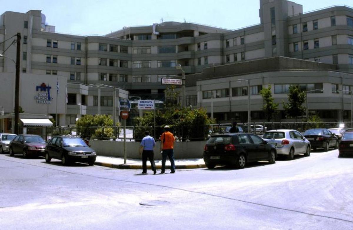 Τρίκαλα: Θα βούταγε στο κενό από το μπαλκόνι του νοσοκομείου! | Newsit.gr