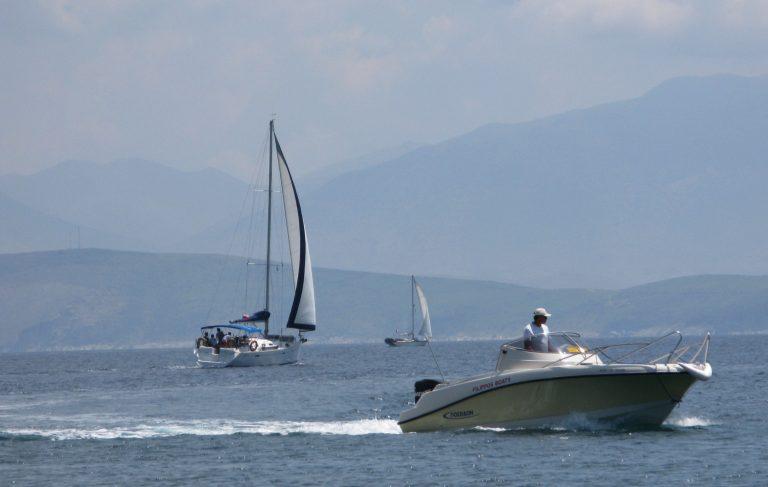 Βυθίστηκε το ιστιοφόρο σκάφος που εντοπίστηκε βορειοδυτικά της Κεφαλλονιάς | Newsit.gr