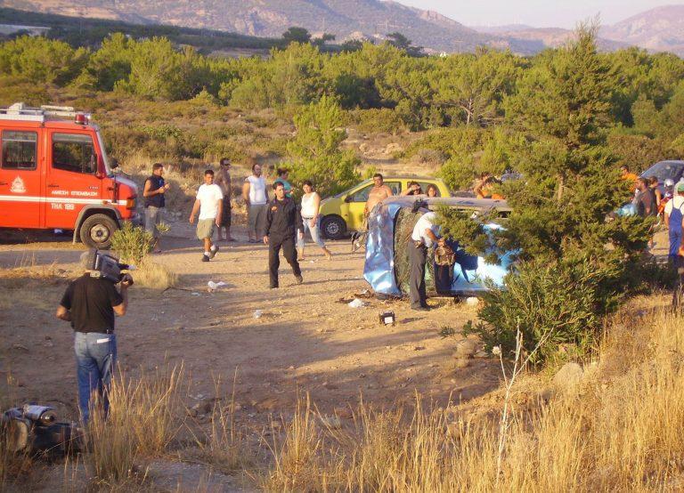Ηράκλειο: Ηλικιωμένος παρασύρθηκε από μηχανές και »έσβησε» στην άσφαλτο! | Newsit.gr