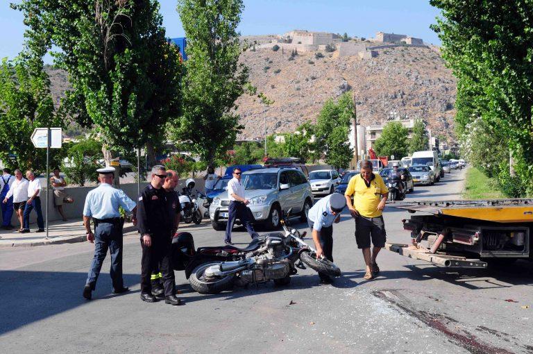 Πάτρα: Του έσβησε η μηχανή και γλίτωσε το τροχαίο | Newsit.gr