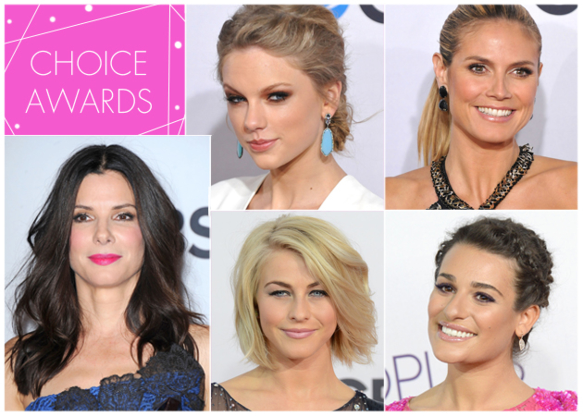 People's Choice Awards! Ψήφισε την star με το καλύτερο make up και hair styling! | Newsit.gr