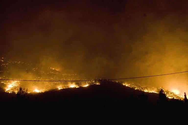 Τρίκαλα: Στις φλόγες ο νομός – Πάνω από 50 εστίες φωτιάς!   Newsit.gr