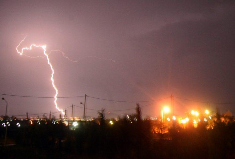 Σφοδρή επιδείνωση του καιρού με καταιγίδες και παγετό   Newsit.gr