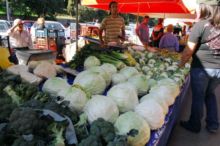 Θεσσαλονίκη: Κατάληψη των γραφείων του Οργανισμού Λαϊκών Αγορών | Newsit.gr