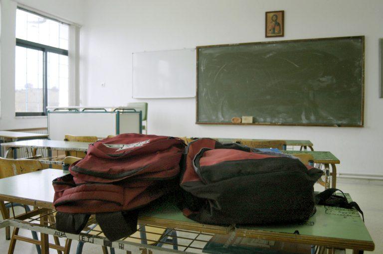 Ηράκλειο: Μάθημα σε συνθήκες παγετού – Το πετρέλαιο είχε κάνει φτερά! | Newsit.gr
