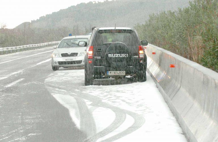Φθιώτιδα: 42 χωριά αποκλεισμένα από τα χιόνια – Τεράστια προβλήματα στους δρόμους!   Newsit.gr