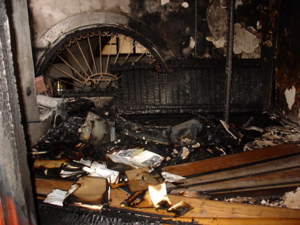 Χανιά: Εμπρηστική επίθεση στον σύνδεσμο Μουσουλμάνων! | Newsit.gr